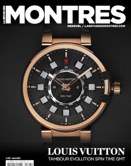 Revue des montres N°193 - Mars 2014