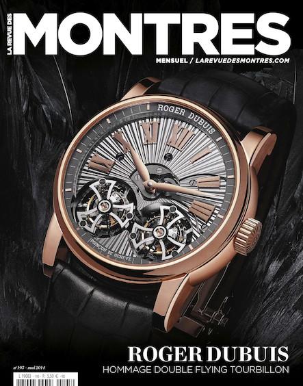 Revue des montres N°195 - Mai 2014