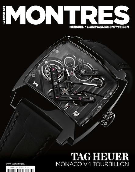 Revue des montres N°198 - Septembre 2014