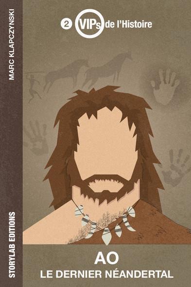 AO, le dernier Néandertal : Livre enrichi