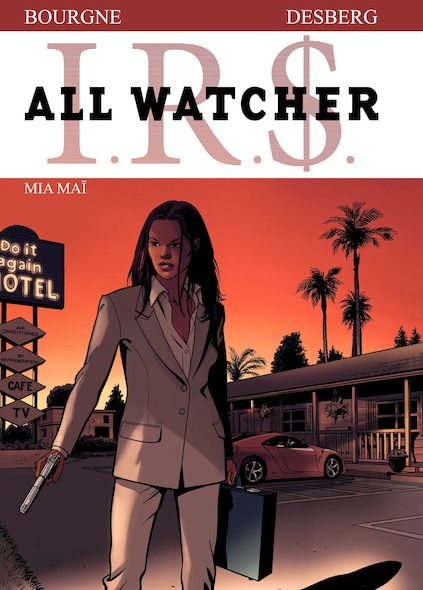All Watcher Tome 5 – Mia Maï