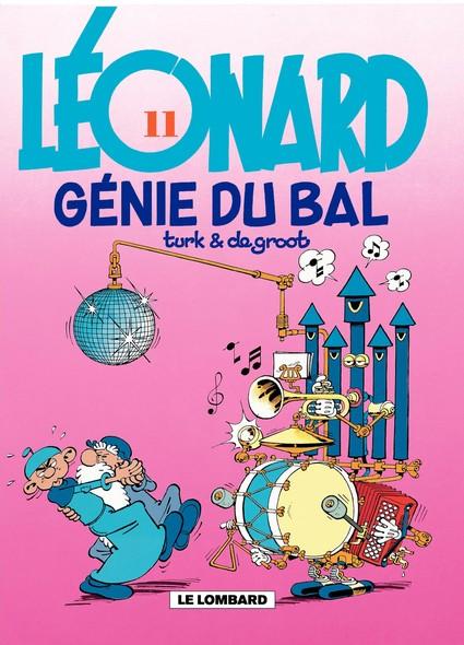 Léonard Tome 11 – Génie du bal