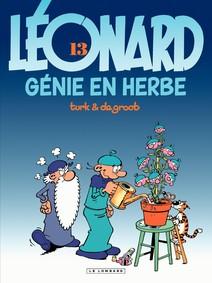 Léonard Tome 13 - Génie en herbe |