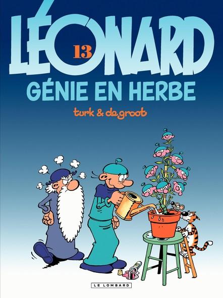 Léonard Tome 13 – Génie en herbe