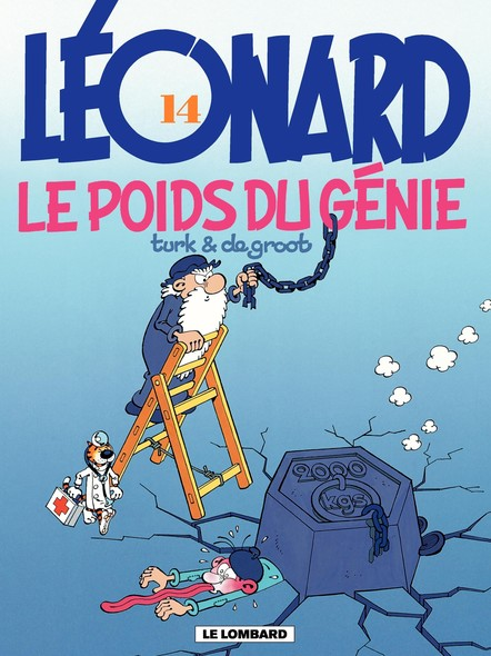 Léonard Tome 14 – Le poids du génie