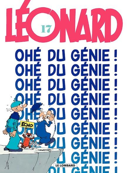 Léonard Tome 17 – Ohé, du génie!