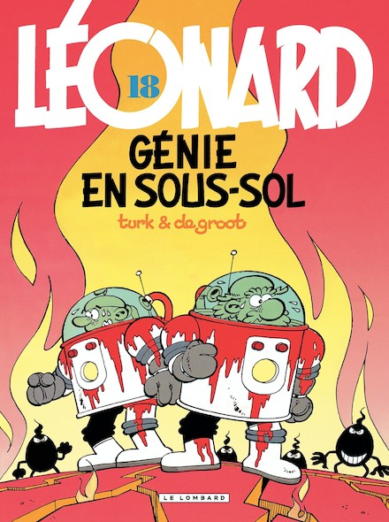 Léonard Tome 18 – Génie en sous-sol