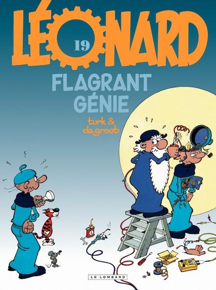 Léonard Tome 19 – Flagrant génie