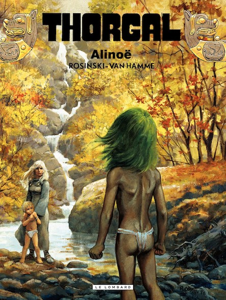 Thorgal Tome 8 – Alinoe