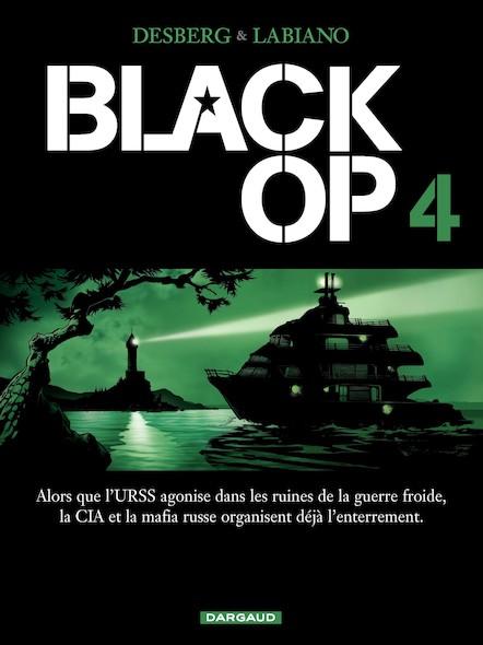Black Op - saison 1, tome 4: Black Op T4