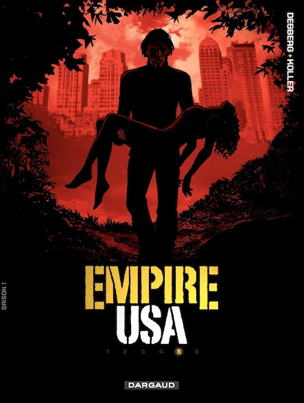 Empire USA, tome 5 : Sans titre