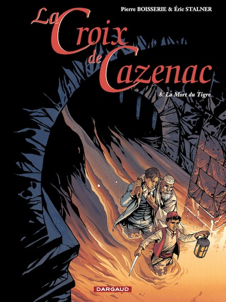 La Croix de Cazenac, tome 8: Mort du Tigre (La)