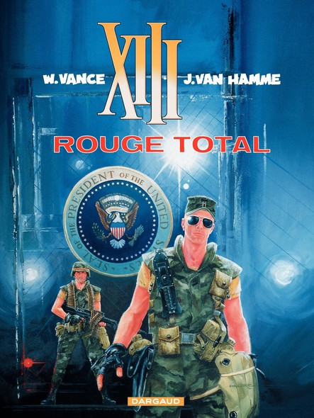 XIII, tome 5 : Rouge total