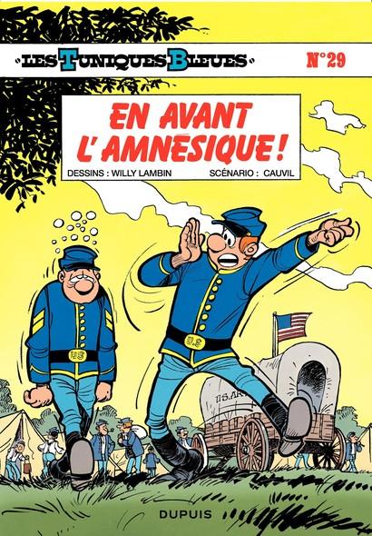 EN AVANT L'AMNESIQUE!