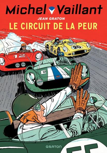 Michel Vaillant 3 (rééd. Dupuis) Circuit de la peur (Le)