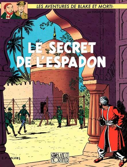 Secret de l'Espadon T2 (Le)