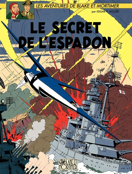 Secret de l'Espadon T3 (Le)