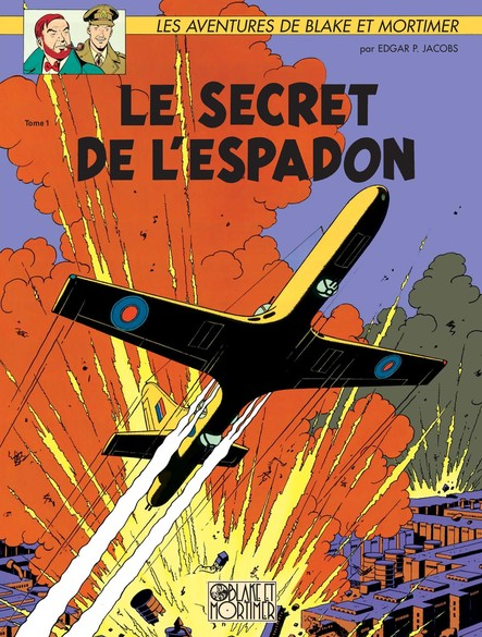 Secret de l'Espadon T1 (Le)