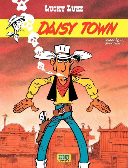 Lucky Luke. Daisy Town