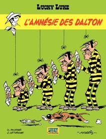 Lucky Luke. L'Amnésie des Dalton | Goscinny