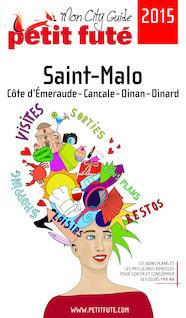 Saint-Malo 2015 (avec cartes, photos + avis des lecteurs) | Auzias, Dominique