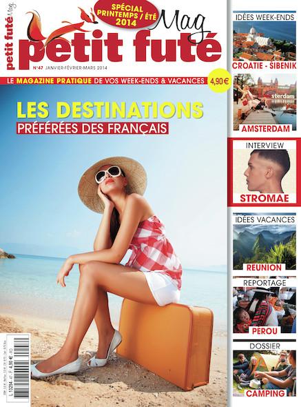 Petit Futé Magazine N° 47 Printemps / Eté 2014