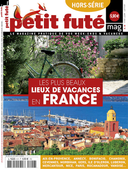 Petit Futé Magazine HS n°6 - Les plus beaux lieux de vacances en France