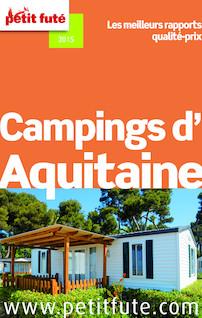 Campings d'Aquitaine 2014 Petit Futé (avec avis des lecteurs) | Auzias, Dominique