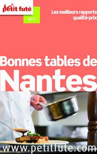 Bonnes tables de Nantes 2015 Petit Futé (avec avis des lecteurs) | Auzias, Dominique