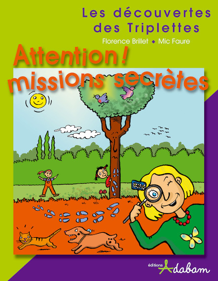 Attention ! missions secrètes