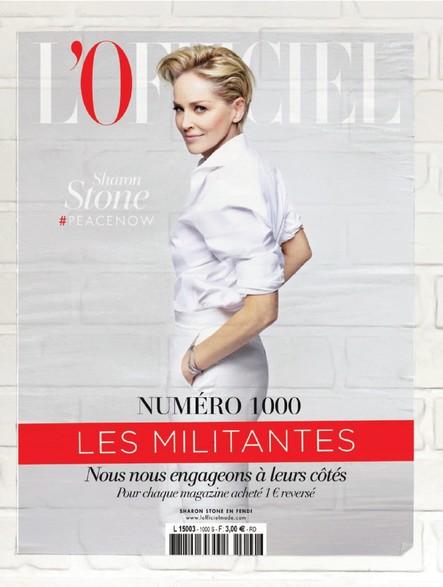 L'Officiel Mode et Couture - N°1000 - Novembre 2015