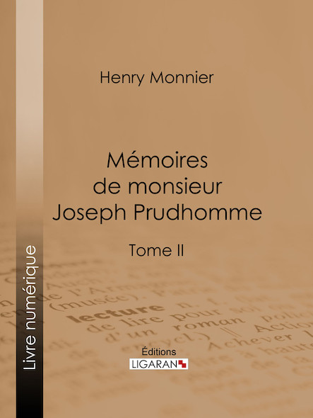 Mémoires de monsieur Joseph Prudhomme 2