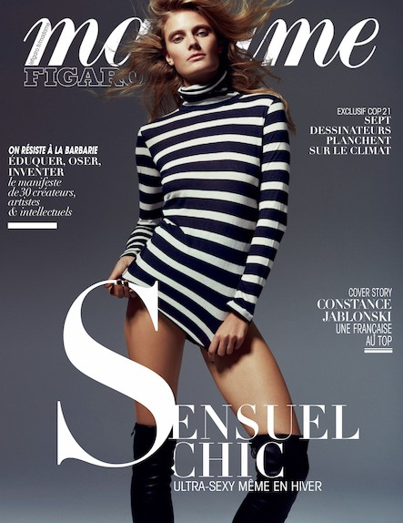 Madame Figaro - Novembre 2016 N°4
