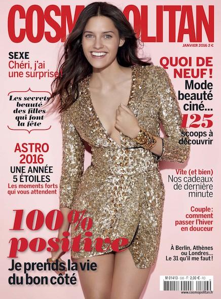 Cosmopolitain - Décembre 2015