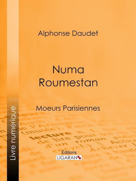 Numa Roumestan, Mœurs parisiennes