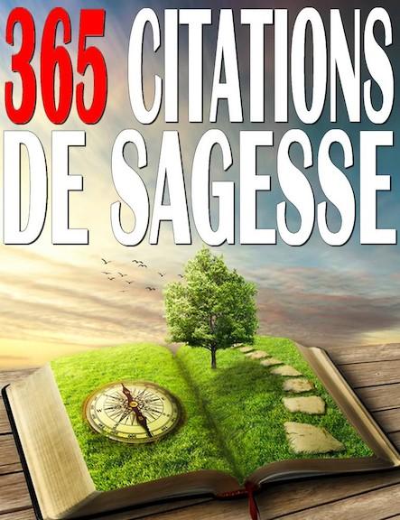 365 citations de sagesse