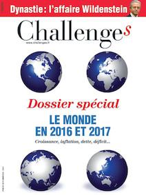 Challenges  - Janvier 2016 -  Spécial Le monde en 2016 et 2017 |