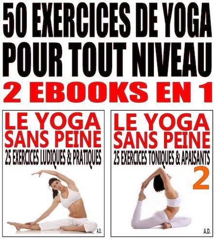 50 exercices de Yoga pour tout niveau