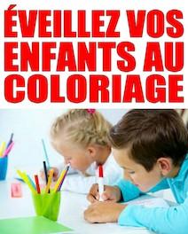 Éveillez vos enfants au coloriage | Collectif
