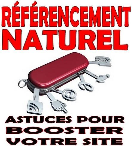 Référencement naturel - Boostez votre site !