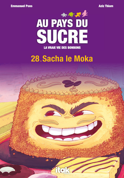 Au Pays du Sucre - Episode 28 - Sacha le Moka