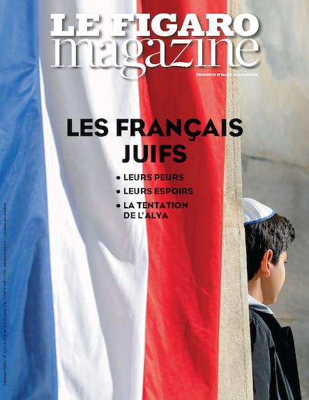 Le Figaro Magazine - Janvier 2016 Les Juifs de France