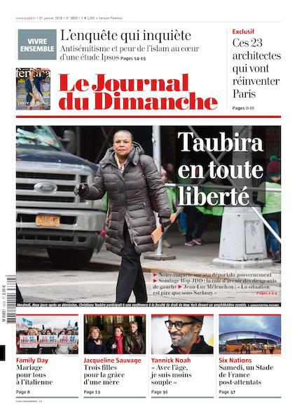Journal du Dimanche - 31 janvier 2016