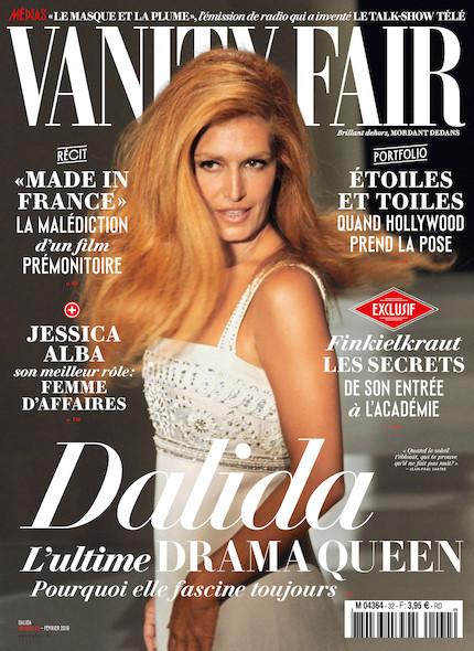 Vanity Fair - Février 2016