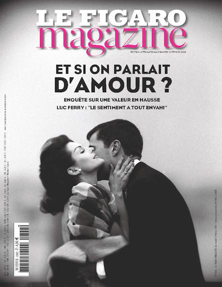 Le Figaro Magazine - Février 2016 : Si on parlait d'amour ?