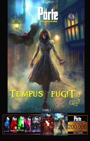 La Porte tome 7 : Tempus fugit