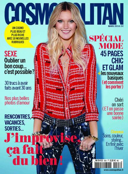 Cosmopolitain - Février 2016
