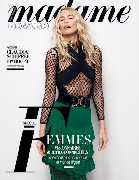 Madame Figaro - Mars 2016 N°1