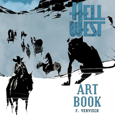 Hell West - Artbook