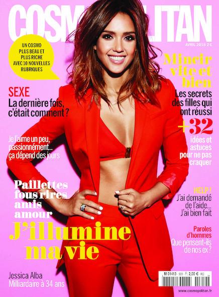 Cosmopolitain - Mars 2016